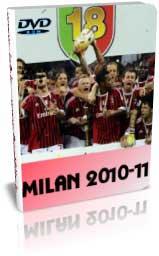 میلان در فصل 11 - 2010