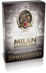 25 سال افتخار برای میلان