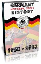 پکیج کامل تاریخچه تیم ملی آلمان