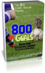 مجموعه 800 گل برتر تاریخ فوتبال