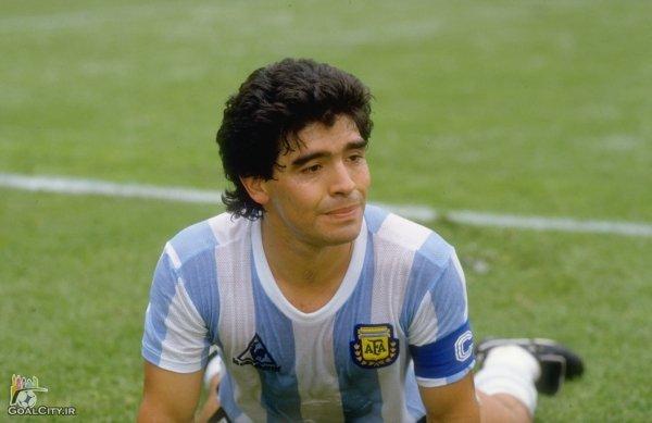 دانلود مستند دیگو مارادونا Football's Greatest Diego Maradona