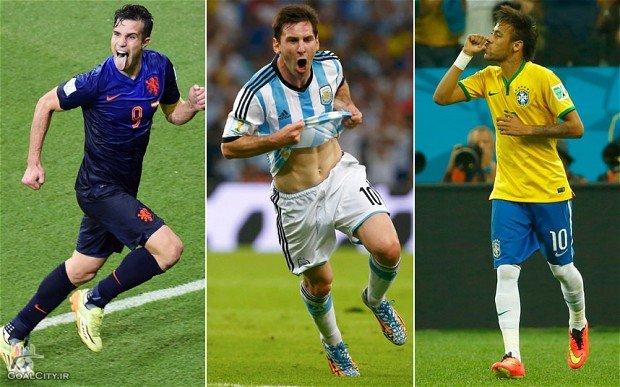 دانلود همه گلهای جام جهانی 2014 با کیفیت عالی HD