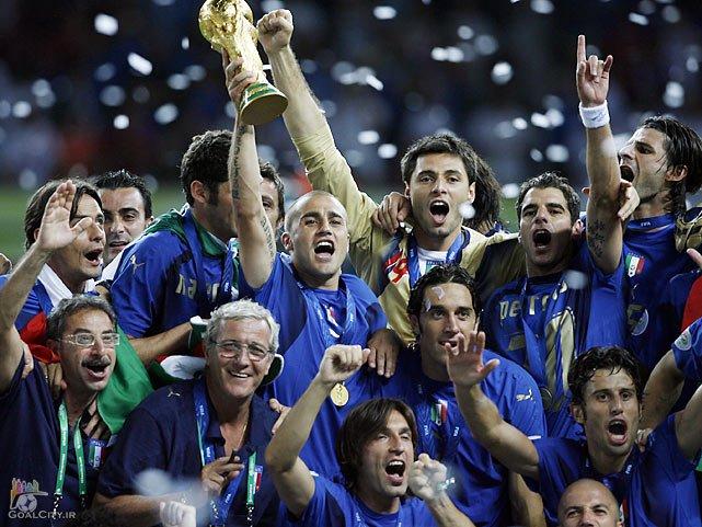 مستند مسیر قهرمانی تیم ملی ایتالیا در جام جهانی 2006