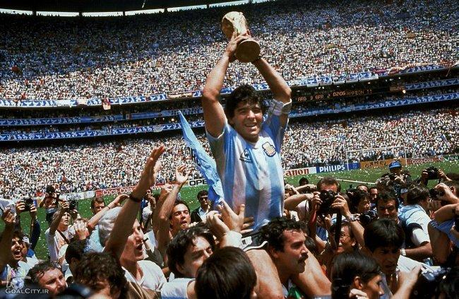 خلاصه بازی آرژانتین آلمان غربی در فینال جام جهانی 1986 - مکزیک