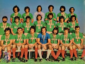 تیم ملی ایران قهرمان آسیا