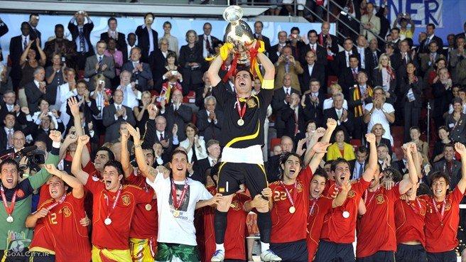 مروری بر تاریخچه یورو 2008