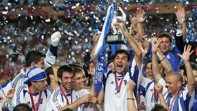 مروری بر تاریخچه یورو 2004
