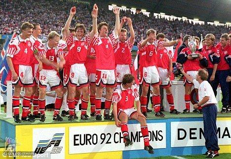 مروری بر تاریخچه یورو 1992