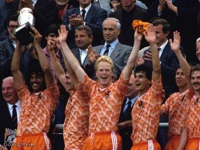 مروری بر تاریخچه یورو 1988