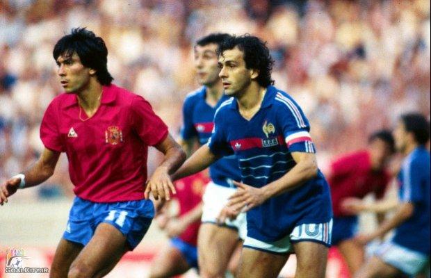 مروری بر تاریخچه یورو 1984