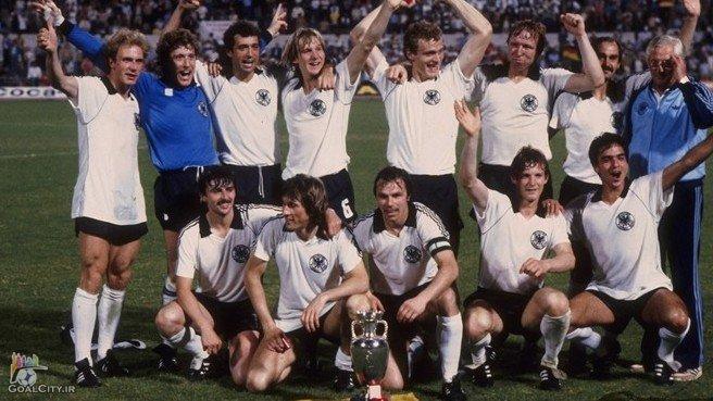 مروری بر تاریخچه یورو 1980